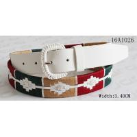 Best Fashion Women ' S Belts For Dresses With Assorted Color Cords Around Belt By Handwork wholesale