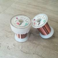 Best High Frequency Enamelled Copper Winding Wire 0.01 - 3mm For Automatic Machine wholesale