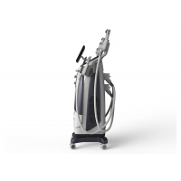 China Air Cooling Two Way Wave HIFEM Ems Sculpting Machine for sale
