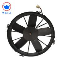 Best Bus A/C Axial Fan Condenser Fan 2000m3/H Air Flow With Customized Logo wholesale