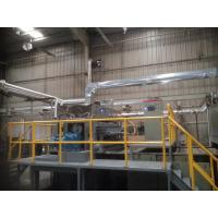 Best 200kgs / Hour Rotary Molded Pulp Packaging Machinery For Making Shoes Inserts wholesale