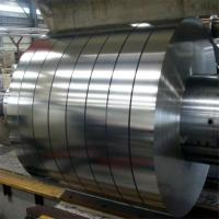 Quality Galvanized Cold Rolled Strip Steel 10.5mm - 600mm Width 0.20 -1.0mm Thickness wholesale