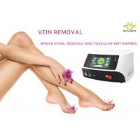 Best Laser Leg Spider Veins Removal , Laser Vein Treatment With Touch Screen wholesale