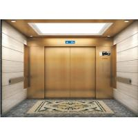 Quality Powerful control trip building elevator Guangri brand 4.0m/s Speed wholesale