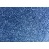 High Elasticity Thin Fibreboard Smooth Bright Surface For Home Furnishing / Cupboard