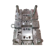 Buy cheap Custom Multi Color Injection Molding HASCO DME LKM JLS Standard Base from wholesalers