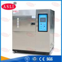 Buy cheap 2 Zone Thermal Shock Test Chmaber With High Low Temperature from wholesalers