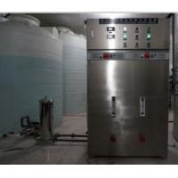 Quality Commercial alkalescent water ionizer 1000 liters per hour wholesale