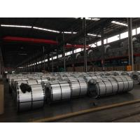 Quality Cold Rolled Galvalume Steel Coils / Sheet 508mm / 610mm Coil Inner Diameter With Anti-Finger Surface wholesale