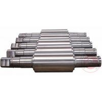 China Shaft Forging, Roller Forging For Industry,  Rough Machined With Heat Treatment on sale