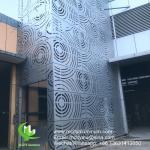 Best foshan Powder coated Metal aluminum cladding for facade wholesale