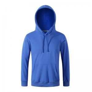 Best ODM Anti Shrink 85% Cotton Athletic Pullover Hoodie SGS Embroidered Logo wholesale