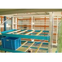 Quality ISO Approval Carton Flow Rack Warehouse Pallet Racking Maintenance Free wholesale