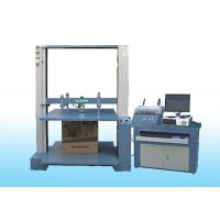 Best 20KN ~ 100KN Professional Servo Carton Compression Tester Packaging Test Equipment wholesale