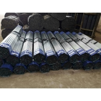 Best 6m Long Welded Erw 1.5 Inch Hot Dip Gi Pipe For Greenhouse wholesale