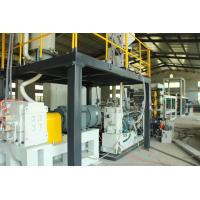 Best Leader Machinery T Die Type ABS Sheet Extrusion Line Machine With Single Screw Extruder wholesale