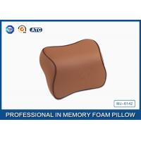 Best Memory Foam Car Neck Pillow and Waist Cushions Alleviating Pain in Car