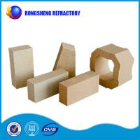 Quality 2.75G / cm3 Low Creep  80% AL2O3 High Alumina Refractory Brick to Blast Furnace wholesale