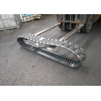 Buy cheap 250 * 52.5 * 73 Excavator Rubber Tracks Special For Airmann Ax18.2 / Hitachi from wholesalers