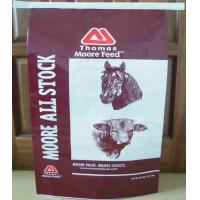 Best QDCD Durable BOPP Laminated Bags , PP Woven Laminated Bag For Horse Feed wholesale