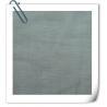 Taupe Organic Linen and Organic Cotton Fabric GOTS / OCS Certificated 20Ne * 20Ne for T-shirt
