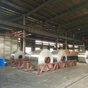 Best Adhesive Tape Cable Industrial Aluminium Foil , Aluminium Strip Roll Stable wholesale