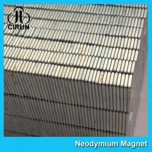 Best Square Industrial Neodymium Magnets Bar Block N54 Grade High Strength wholesale