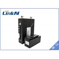 Best 900Mhz Wireless Audio Transmitter / TV Wireless Transmitter With Removable Battery wholesale