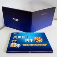 LCD video brochure and video card for advertising, lcd video greeting card, for sale