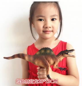 Best Customized Dinosaur Model Toys L28*W7.5*H13 Plastic Jurassic Park Spinosaurus Toy wholesale