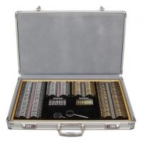 Best Easy Carry On Optometry Trial Lens Set 158 PCS Accurate Optical Lens GLJ8158 wholesale