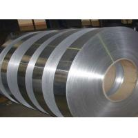 Best Mill Finished  Aluminum Strip For Composite Pipe , Flat Aluminum Strips Alloy 3003 / 8011 wholesale