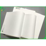 China Laser Printing Synthetic Paper 125um 200um Polypropylene Coated Sheets for sale