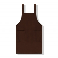 Best Wholesale Custom Logo Waterproof Chef Barbecue Cooking Cleaning Apron Cafe Restaurant Kitchen Apron wholesale
