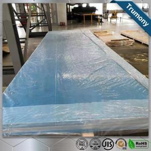 Best FEVE PVDF Aluminum Composite Panel , Aluminum ACP Sheet Decoration Fire Proof wholesale