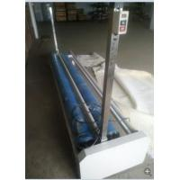 Best Large Fabric Roll Packing Machine Safety Winding Adjustable Speed 2600*600*130mm wholesale
