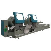 Buy cheap Durability LJZ2-450X3700 Double Mitre Saw For Window Aluminum Pvc Profile from wholesalers