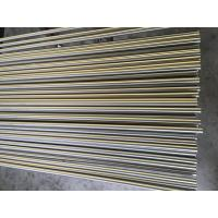 China Stainless Steel Tubes Bright Annealed ASTM A213 / ASTM A269 TP304 TP316L BA HYDRAULIC TEST for sale