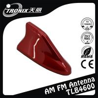 Best Shark Fin Type Car Electronic Antenna , Am Fm Radio Antenna Dc9v~16v wholesale