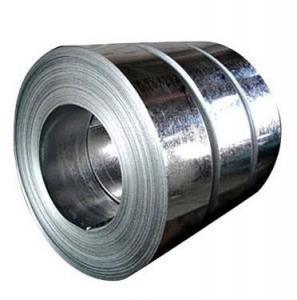 Best High Zinc Coated Rolled Steel Strips , Q195 / Q235 / SPCC Galvanised Metal Strip wholesale