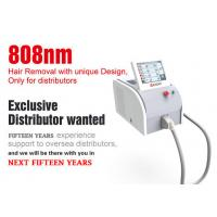Best Vertical 808nm Diode Laser Hair Removal Machine With Germany Laser 3 - 40 J/Cm2 wholesale