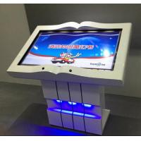 Best Stock 43 Inch Smart Interactive Multi Touch Table With PC Inside Based On Gesture Turn The Pages wholesale