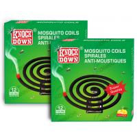 Best Active Low Smoke Mosquito Repellent Coil , Anti Dengue Mosquito Coil wholesale
