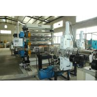 Best 1500mm ABS HIPS PMMA Sheet Extrusion Line High Plastify 1.5-10mm Product Thickness wholesale