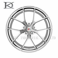 Best Professional OEM Aluminum Forged Wheels One Piece With 18 Spokes wholesale