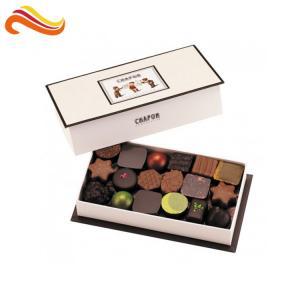 Best Luxury Empty Empty Chocolate Gift Boxes , Diy Cardboard Gift Box Lightweight wholesale