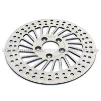 Buy cheap High Strength Oem Harley Davidson Parts Front Disc Brake Rotor from wholesalers