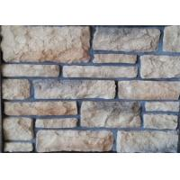 Quality Irregular Culture Artificial Wall Stone Water Absorption Multiple Color wholesale