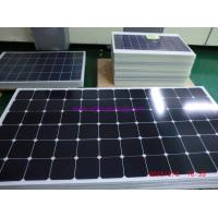 China High efficiency Photovoltaic solar panel 220W High Transmission Rate on sale