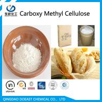 China High Viscosity CMC Food Grade Additive Sodium Carboxylmethyl Cellulose on sale